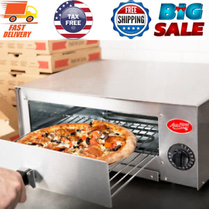 Commercial Kitchen Equipment Cooking Stainless Steel Countertop Pizza Snack Oven