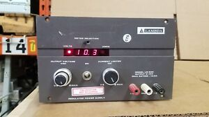 Lambda Lq 530 Power Supply 0 10v 0 14a Good