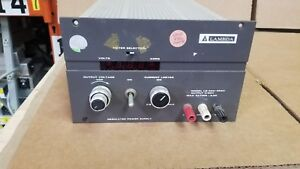 Lambda Lq 533 9563 Dc Power Supply 0 60v 0 3 3a Good