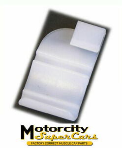 1967 72 Gm A Body Headliner Center Bow Mounting Plastic Snap Clip Each Oem 1pc