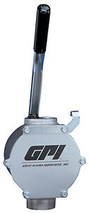 Fuel Hand Pump 25 gal