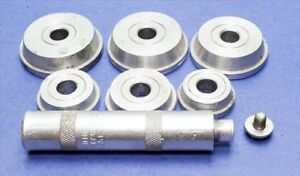 Blue Point Bearing Seal Driver Set A1307 Seal Bearing Race Installer