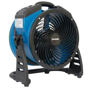 Xpower P 21ar 1100 cfm 4 speed Stackable Industrial Axial Air Mover
