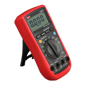 Uni t Ut 61e High Reliability Digital Multimeters Ut61e Ac Dc Modern Meter D1r