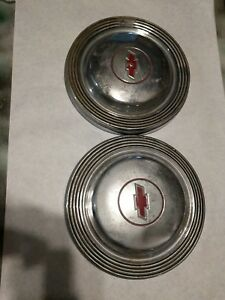 Vintage Nos 1966 Chevy L78 427 Impala Dog Dish Poverty Hubcap Wheel Cover