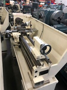 Jet Model Ghb 1340 13 X 40 Engine Lathe With Digital Readout