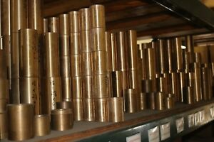 1 1 2 X 1 7 8 X 3 3 8 660 Bronze Bowl Bushing For A Turbine Pump
