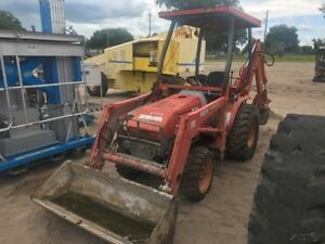 1997 Kubota B21 4x4 Compact Tractor Loader Backhoe Coming Soon
