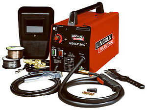 Lincoln Electric K2185 1 Handy Mig Wire feed Welder