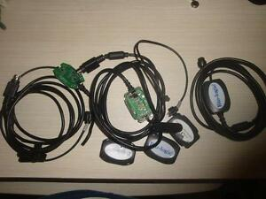 as is Lot 3 Broken Bio logic 580 proae3 Oae Ear Probe For Get Repair Parts