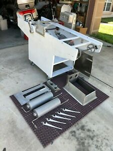Champion Cookie Machine Model 65 Depositor 1 6 Month Guarantee Shipping