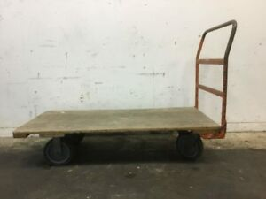 Industrial Rolling Dolly Cart 54 l X 27 w