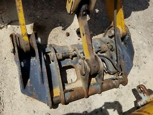 Jrb Hydraulic Quick Coupler Dr530