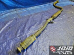 94 01 Honda acura Type r Dc2 Integra Oem Exhuast Piping Jdm B18c