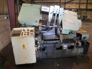 13 Daito Ga320 Horizontal Automatic Band Saw 1995 Compare Hem Do All Wells