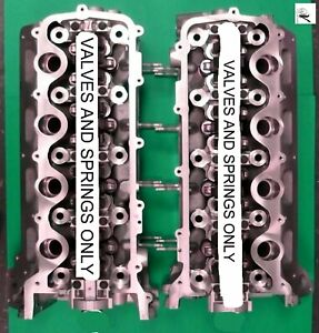 2 Ford F150 F250 F350 4 6 5 4 Sohc 3val Cylinder Heads 9l3e Val spr Only No Core
