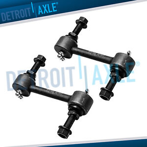 Both 2 Front Sway Bar Link For 2007 2008 2009 2010 2011 2012 2013 2014 Ford Edge