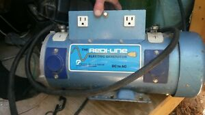 Generator Inverter Redi line 120 Vac 12 Vdc 1600 W Portable Auxiliary Power