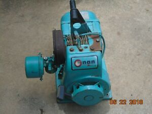 Onan Generator 1700 Watt pick Up Only