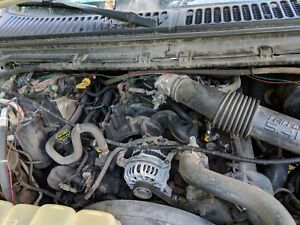 2003 Ford 5 4 Vin L Used Engine