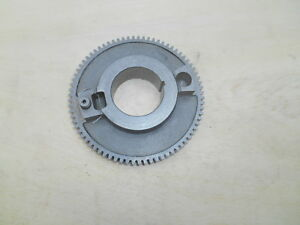 South Bend Lathe Heavy 10 10l Headstock Spindle Bull Gear 2 1 4 X 8tpi Spindle