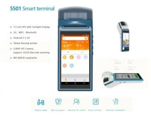 Retail Pos Scanner With Mobile Payment Inventory Management Ticket Que Machine