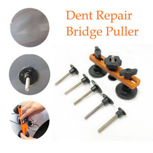 Pdr Tools Auto Body Dent Puller Bridge Taps Paintless Repair Removal Set