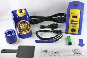 Hakko Fx 951 Soldering Station And A T15 d16 1 6mm Chisel Tip