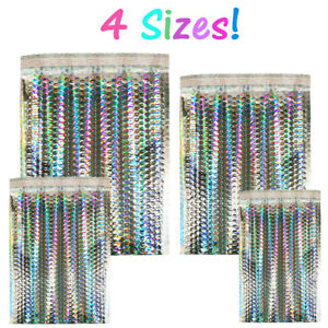 5x9 6x10 8 5x12 9 5x13 Holographic Bubble Mailers Metallic Padded Envelope