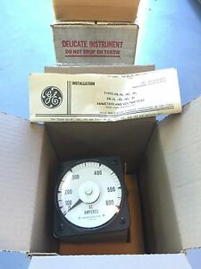 New Ge Db16 Cat 50 1313lsst Type 40 0 600 Ac Ampres nsifb