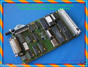 Multitest Amio Central Card for Siemens Sicomp Smp Bus pcb Card As Photos Pro