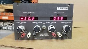 Lambda Lqd 421 Regulated Power Supply 0 20v 0 1 70a Good