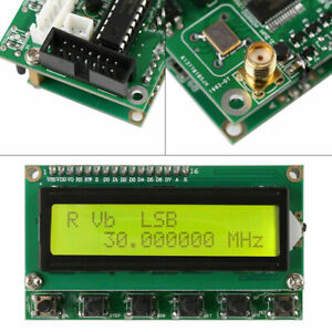 Ad9850 Signal Generator Source Frequency Counter Dds Module Shortwave Radio