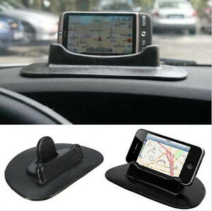 1pcs Universal Car Dashboard Anti Slip Pad Holder Mount Stand For Cell Phone Gps