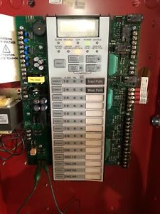 Ge Fireworx Fire Alarm Panel