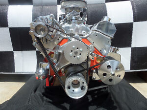 Chevy 350 Turn Key Hi Performance Roller Crate Engine 400 hp Cr Ehro 31