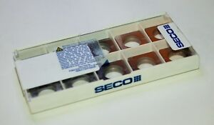 Seco Issn 633 Carbide Insert Shims lot Of 10