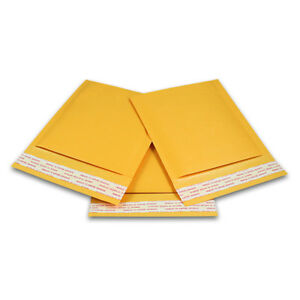 500 t 5x7 ecoswift Brand Kraft Bubble Mailers Padded Shipping Envelopes 5 X 7