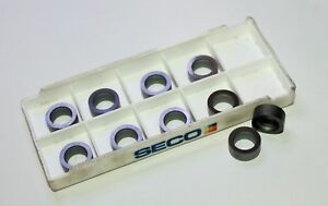 Seco Rs43c Carbide Insert Shims lot Of 10