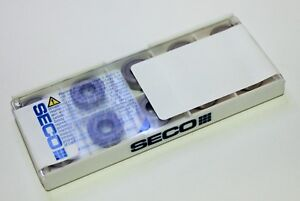 Seco Rcmm43 46 Carbide Turning Inserts lot Of 10