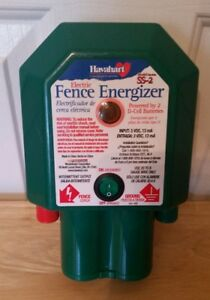 Fi shock Ss 2d Battery Operated Electric Fence Energizer 1 Mile 3v Dc