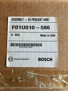 Bosch F01u010 586 G4 Pendant Arm For Vg4 312 Housing
