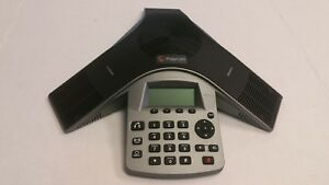 Polycom Soundstation Duo Conference Station 2201 19000 001 Poe Tested