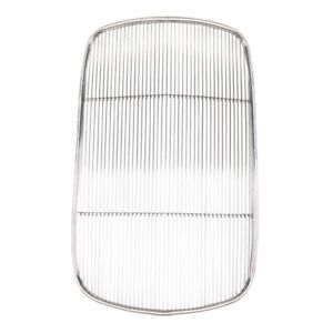 Original Style Stainless Steel Grille Insert For 1932 Ford Passenger Car No Hole
