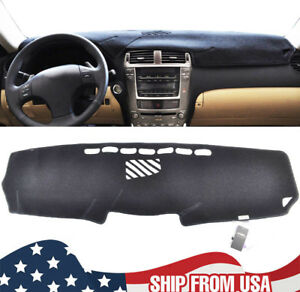Xukey Dashboard Dash Mat Dashmat Cover For Lexus Is 250 300 350 Is F 2006 2013