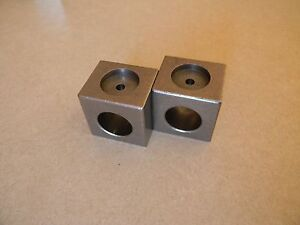 Jet 15 Planer Infeed outfeed Roll Bushings 2 Pak Fits Numerous Machines