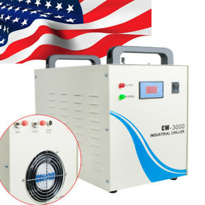 Pro Industrial Water Chiller Cw 3000 For Cnc Laser Engraver Engraving Machine