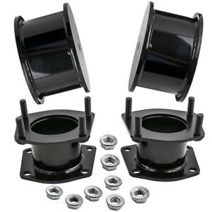 3 Front 3 Rear Lift Leveling Kit For 2005 10 Jeep Grand Cherokee Wk 2006