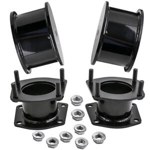 3 Front 3 Rear Lift Leveling Kit For Jeep Grand Cherokee Wk 2006 2005 10