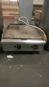 24 Flat Top Griddle Nat Gas